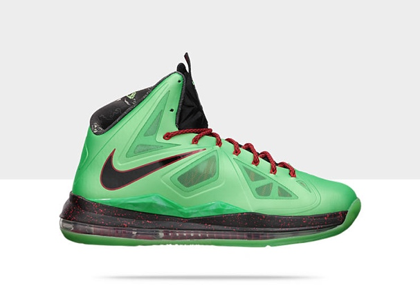 Lebron X Green Lanterns