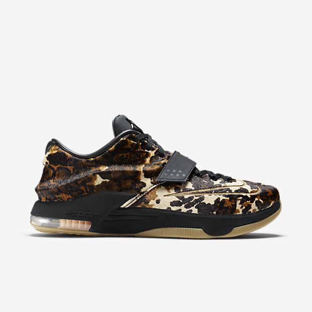"detailed look 2e10e 50a37 NIKE KD 7 EXT ""PONY HAIR""  159.97 FREE SHIPPING   Sneaker Steal"