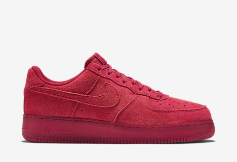 """cheap for discount 3ca67 6bef1 The Nike Air Force 1  07 LV8 """"Gym Red"""" are available now for  100.00 with Free  Shipping"""