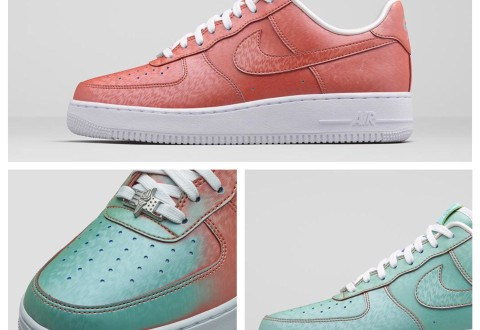 "quality design 4bb1c 8b9d6 The Nike Air Force 1 Low ""Lady Liberty"" are available here for purchase"