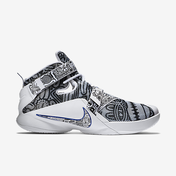 "2eeeabe05a2d FG9. The Nike Zoom Lebron Soldier 9 LE ""Free Gum"" are available now ..."