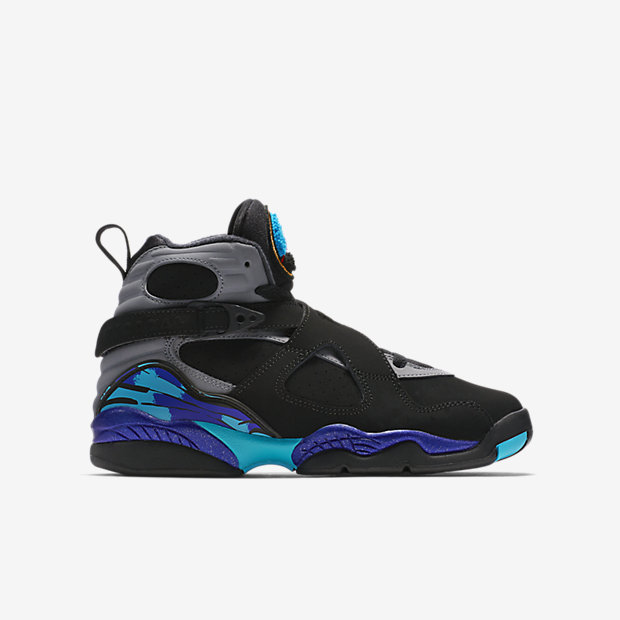 air jordan retro 8 aqua kids