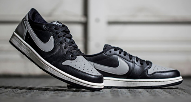 "sports shoes 0f0e0 9a5ba The Air Jordan 1 Retro Low OG ""Shadow"" Men s and GS are available now for   90.00 –  130.00 with Free Shipping"