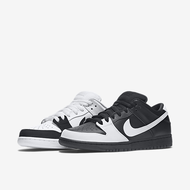 """online store df2a2 dd684 YIN1. The Nike SB Dunk Low Premium """"Yin-Yang"""" are available ..."""