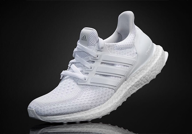quality design acc13 f29b8 ... womens kids 0e4f3 6f989 get the adidas ultra boost white gs sizes are  available now for 160.00 with free shipping