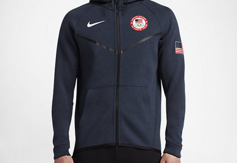 NIKE TECH FLEECE TEAM USA WINDRUNNER $119.97 FREE SHIPPING. Posted by  sneakersteal ...