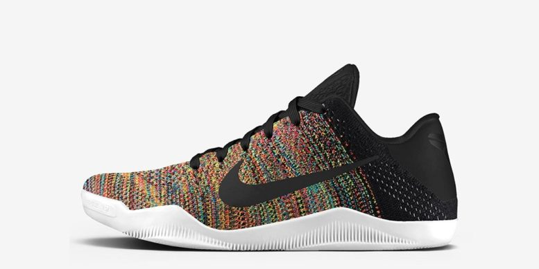 """Customize your very own Nike Kobe XI Elite """"Multi-Color"""" now for a limited  time 8e3d32f9b325"""