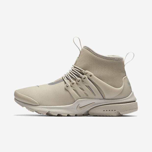 """info for a0afb bb789 The Women s Nike Air Presto Mid Utility """"Light Bone"""" are available now for  just  87.98 with Free Shipping"""