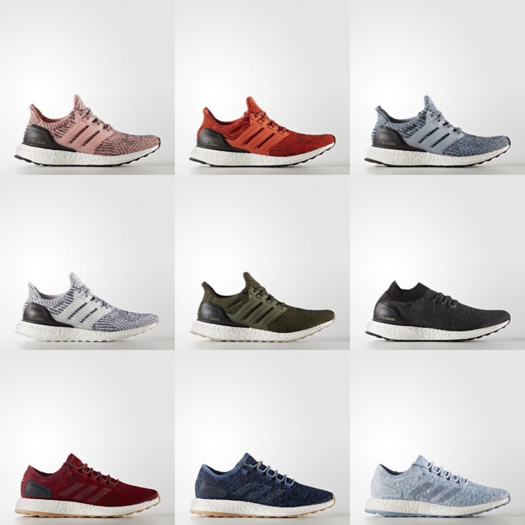 ADIDAS ULTRA BOOST 3.0 PURE BOOST 17 | Sneaker Steal