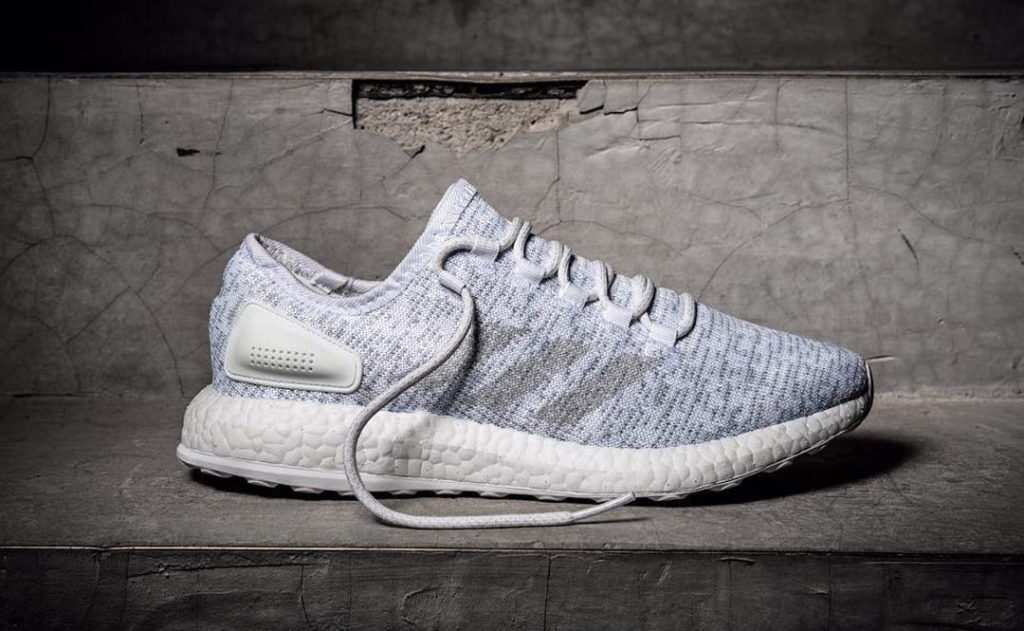 """best service 260cb 29842 ADIDAS PURE BOOST 2017 """"CRYSTAL WHITE"""" 