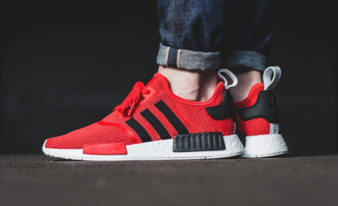 """new product 1cc13 a5d86 ADIDAS NMD R1 """"CORE RED"""". Posted by sneakersteal ..."""