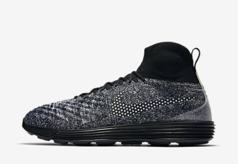 "b537ec3dfc59 The Nike Lunar Magista II Flyknit FC ""Oreo"" are available now for just   95.99 with Free Shipping"