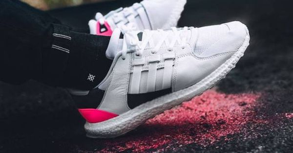First Look At The Adidas EQT Support 93/17 Boost 'Pink Pixel'ly