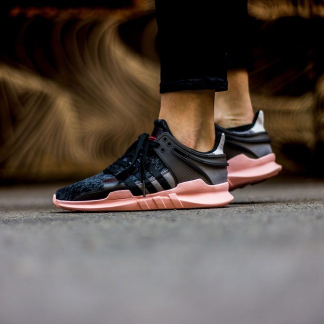 san francisco 12160 129be ... usa the womens adidas eqt support adv black ice pink are available now  for just 69.00