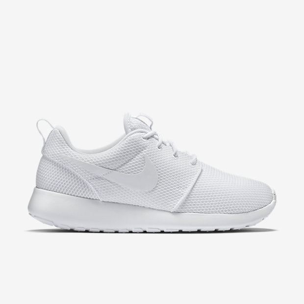 "WOMEN'S NIKE ROSHE ONE ""WHITEOUT"" $49.98"