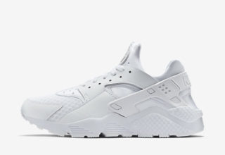 "8aeb74df7 NIKE AIR HUARACHE ""TRIPLE WHITE""  89.97 FREE SHIPPING. Posted by  sneakersteal ..."