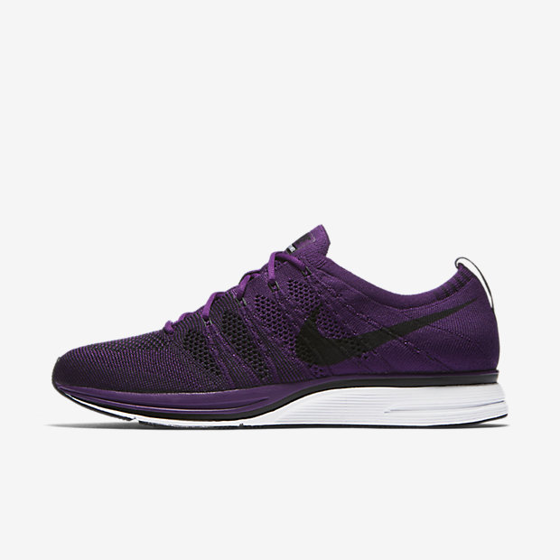 """3d83772d6d82a NIKE FLYKNIT TRAINER """"NIGHT PURPLE""""  95.22 FREE SHIPPING. Posted by  sneakersteal ..."""