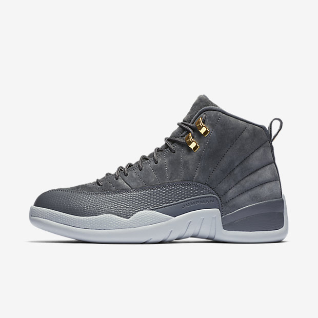 on sale 28cea 3180a ... shopping the air jordan xii retro dark grey are available now for just  142.50 with free