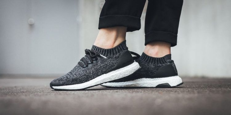 """141aedd33d6611 The Adidas Ultra Boost Uncaged """"Core Black"""" are available now for just   100.80 with Free Shipping"""