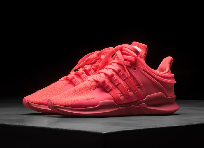adidas eqt support adv women's pink
