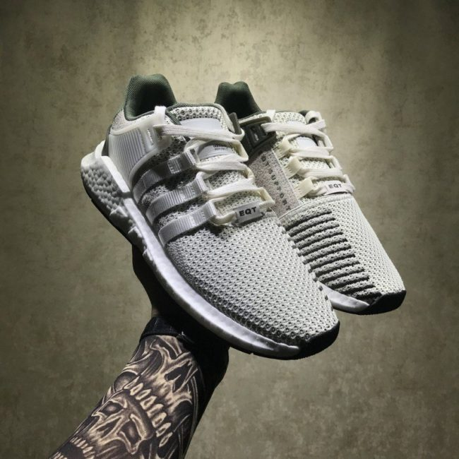 """ADIDAS EQT 9317 """"OLIVE OFF WHITE"""" $99.98 