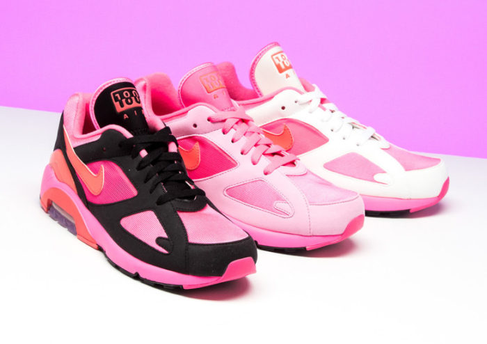 tout neuf d7bb8 12d69 COMME DES GARCONS X NIKE AIR MAX 180 | Sneaker Steal
