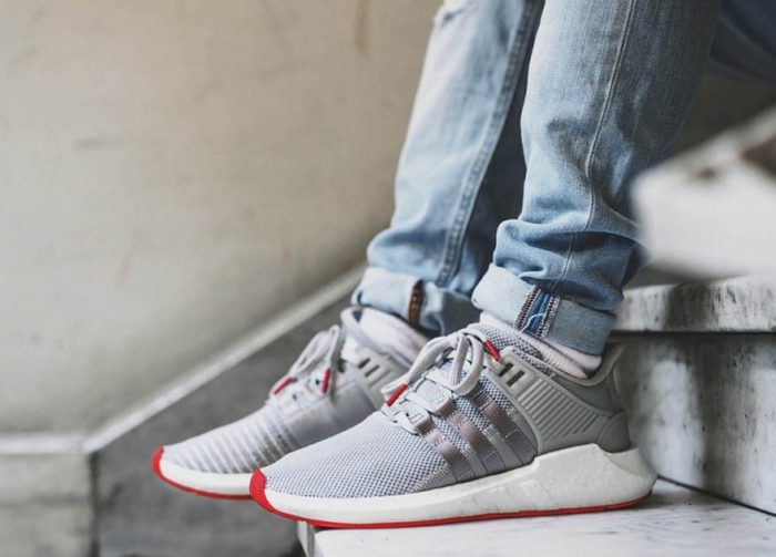 """pretty nice 51c14 0bbfb ADIDAS EQT 93/17 BOOST """"RED CARPET"""" 