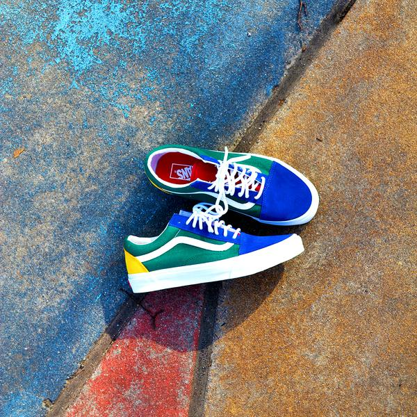 "2243e8f20bd VANS OLD SKOOL ""YACHT CLUB"" : Sneaker Steal"