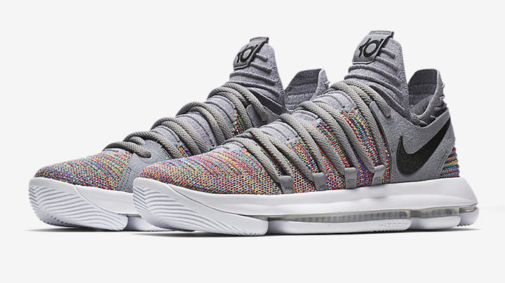 """e42de0250ee9 The Nike Zoom KDX """"Multi-Color"""" are available now for just  129.95 +  Shipping"""