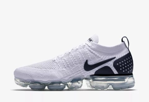 """1747dbe479222 The Nike Air Vapormax Flyknit 2 """"White   Black """" are available now for just   152.00 with Free Shipping"""