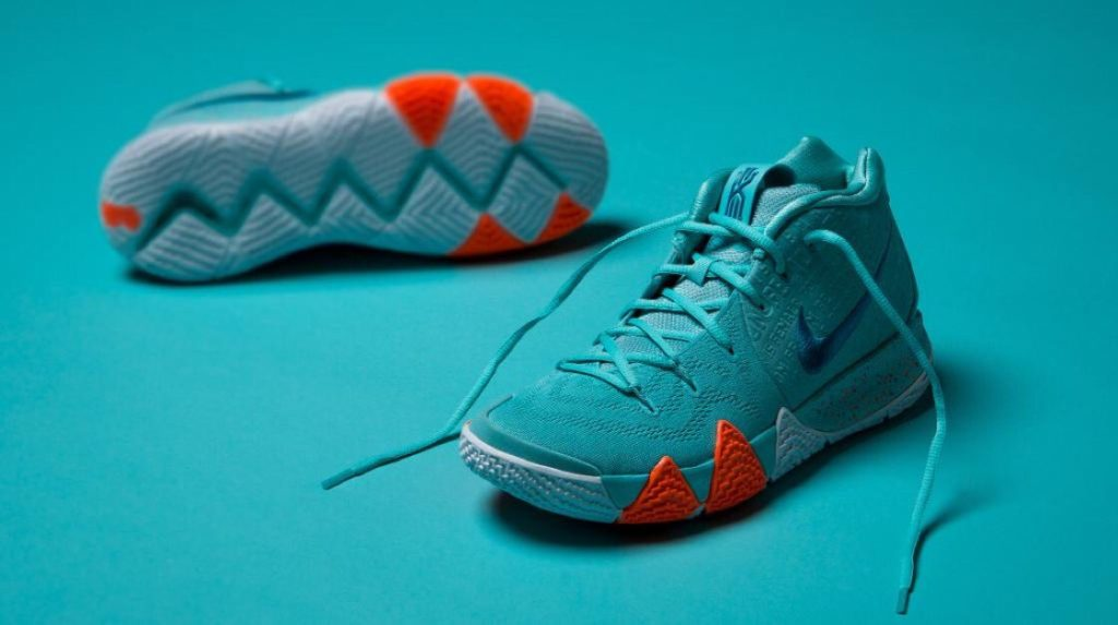 """brand new 5d187 5805b NIKE KYRIE 4 """"POWER IS FEMALE"""" $96.00 FREE SHIPPING ..."""