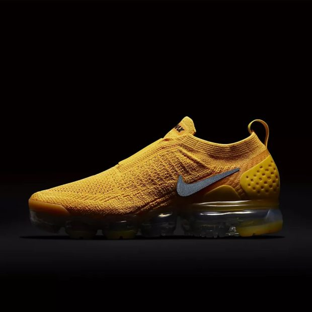 "on sale 9d96a 2ae6f WMNS NIKE AIR VAPORMAX MOC 2 ""TOUR YELLOW"" 