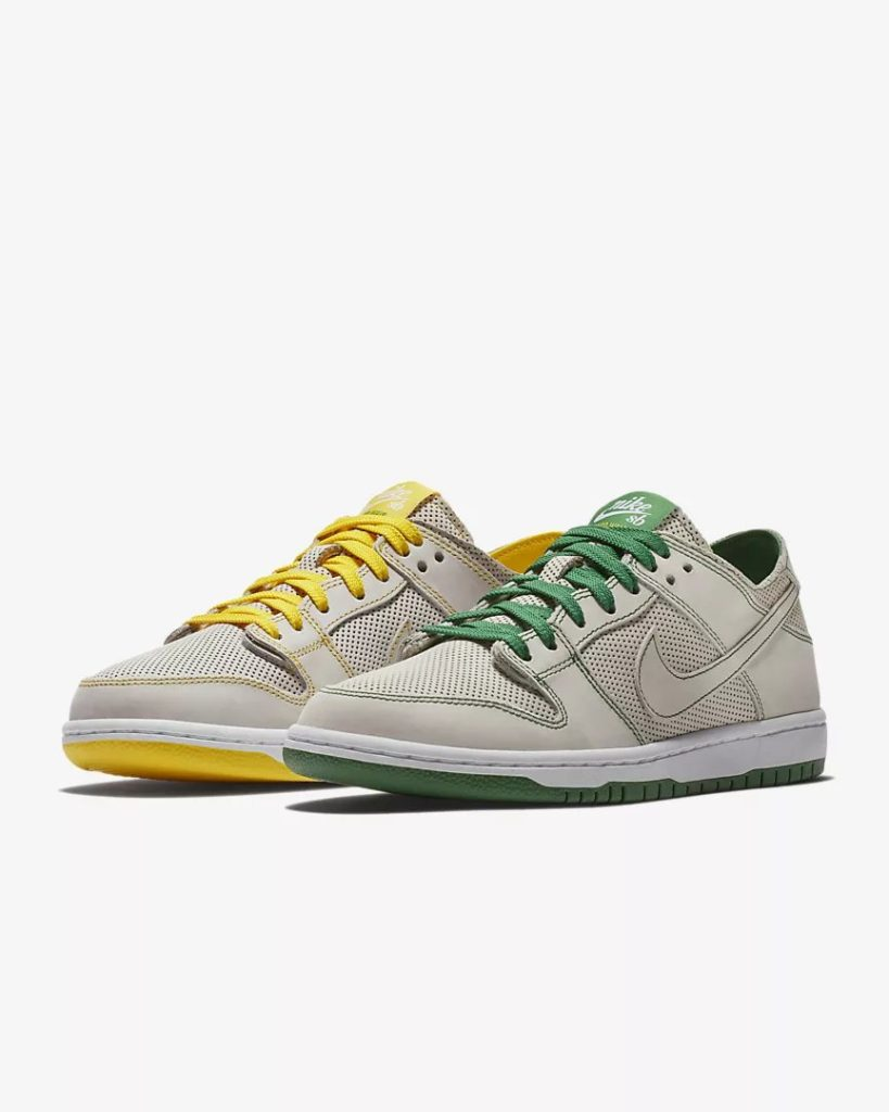"100% authentic 4e519 6185b NIKE SB ZOOM DUNK LOW PRO DECONSTRUCTED ""MISMATCH"" 