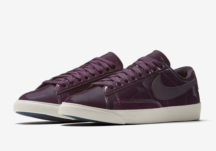 "pretty nice a40f5 da83f The Women s Nike Blazer Premium Low QS Nocturne ""Port Wine"" are available  now for just  22.48 + Shipping"