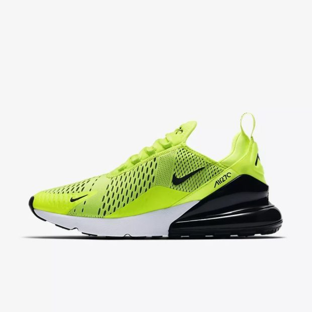 """the latest 9858a 5d7cb NIKE AIR MAX 270 """"VOLT""""  120.00 FREE SHIPPING. Posted by sneakersteal ..."""