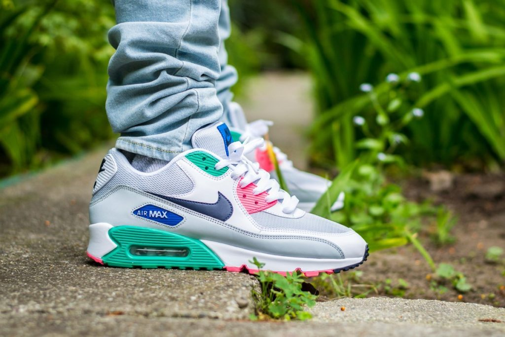 "NIKE AIR MAX 1 PREMIUM ""SUMMER SEA"" $79.96 