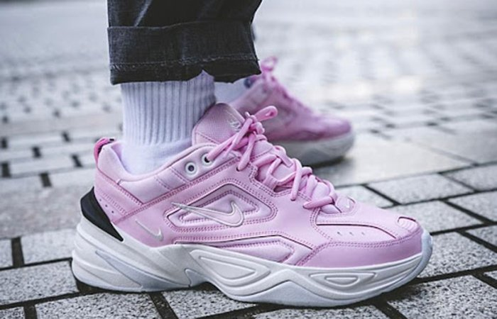 "cute newest collection sale WMNS NIKE M2K TEKNO ""PINK"" 