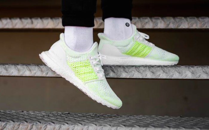 """35b1844d3b18 The Adidas Ultra Boost Clima """"Solar Yellow"""" are available now for just   82.49 + Shipping"""
