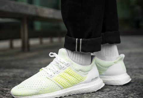 "0bde13eb5 The Adidas Ultra Boost Clima ""Solar Yellow"" are available now for just   104.96 + Shipping"
