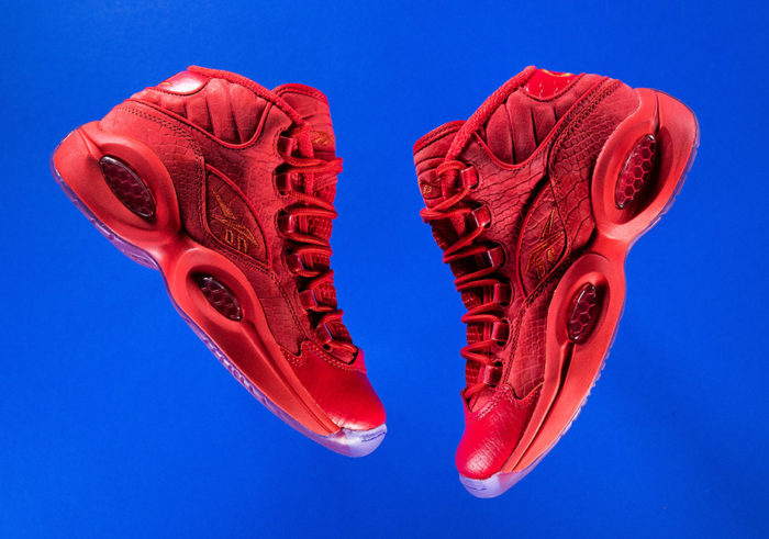 c11745cf7083 TEYANA TAYLOR X REEBOK QUESTION MID  63.98 FREE SHIPPING   Sneaker Steal