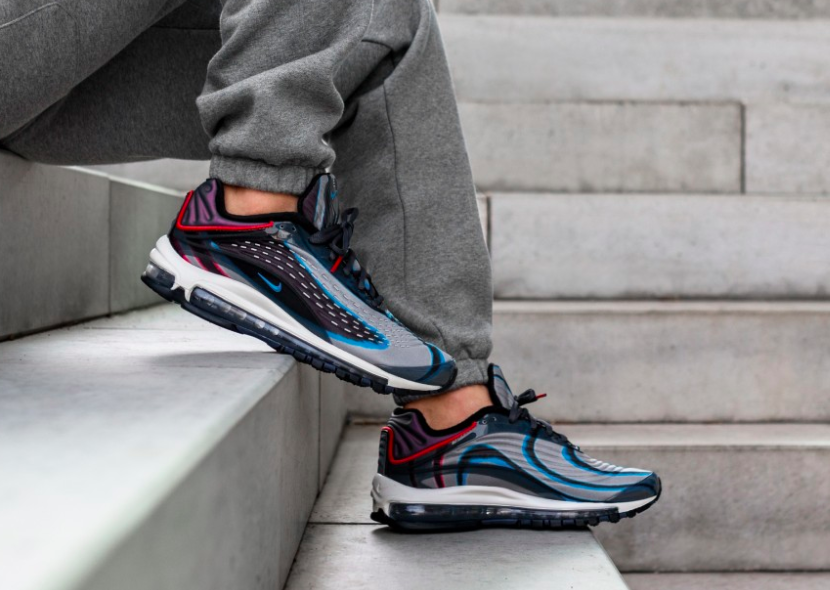 """NIKE AIR MAX DELUXE """"THUNDER BLUE"""" $100.00 
