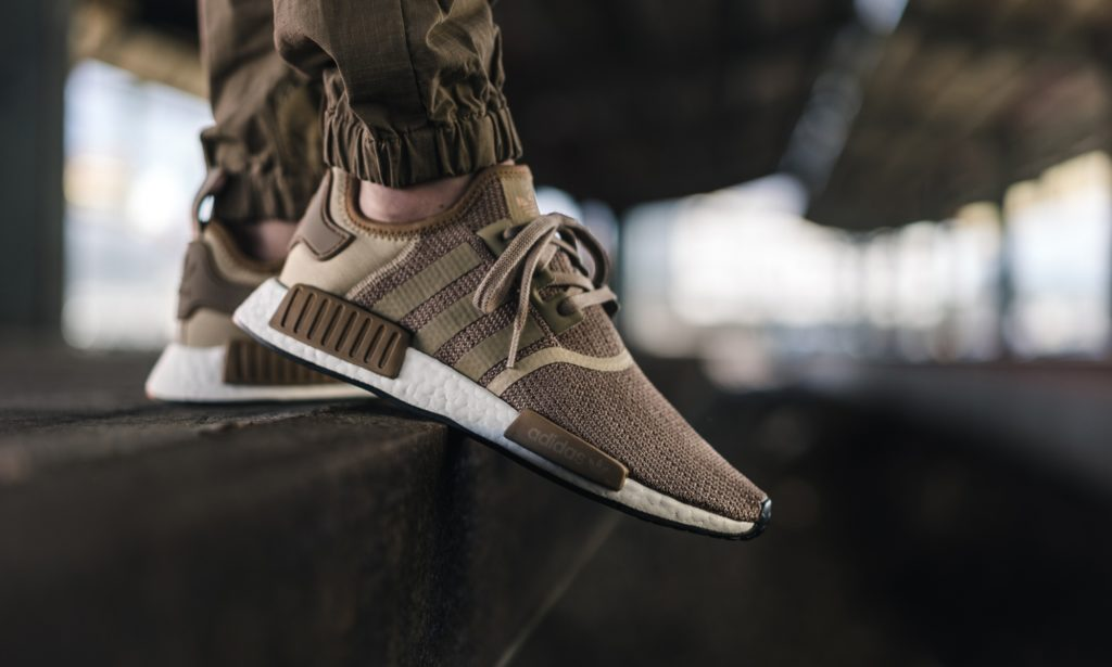 "separation shoes c0aea aadea ADIDAS NMD R1 ""RAW GOLD"" $49.95 