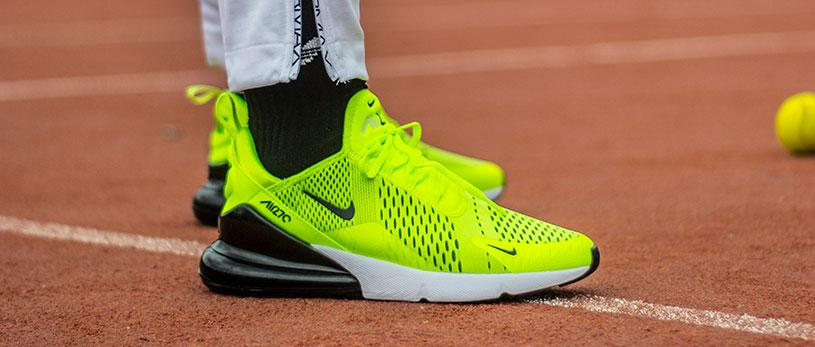 """low priced cbbbd 675ad NIKE AIR MAX 270 """"VOLT"""" $99.99 