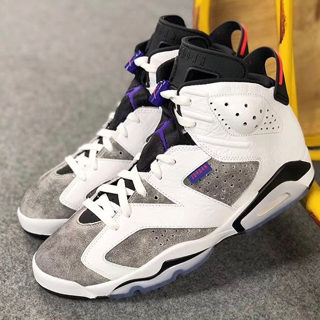"info for 46ca4 9b7d9 AIR JORDAN 6 RETRO ""FLINT GREY""  152.00 FREE SHIPPING"