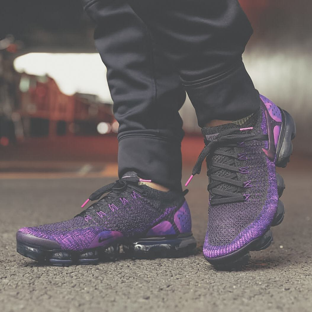 "new styles d9bff 9ef0e NIKE AIR VAPORMAX FLYKNIT 2 ""NIGHT PURPLE"" $132.97 FREE ..."