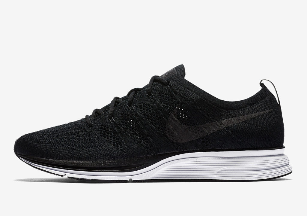 detailed look d6156 4afd7 Nike Flyknit Trainer  Black White  Sale Price   70 (Retail  150)