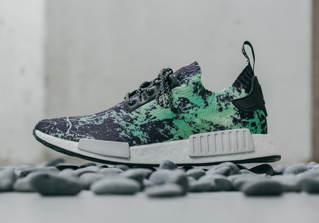 pretty nice 9d10a 42bc4 ADIDAS NMD R1 PRIMEKNIT 'MARBLE' $62.96 | Sneaker Steal