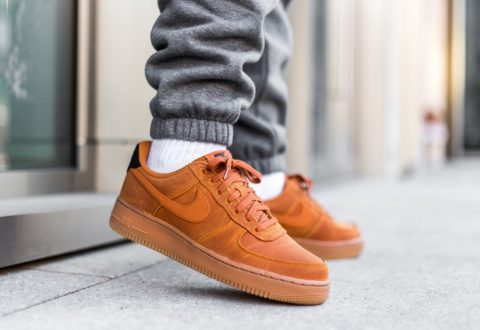 NIKE AIR FORCE 1 '07 LV8 'MONARCH' $55.00 | Sneaker Steal