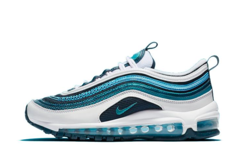 NIKE AIR MAX 97 'BARCODE' $120.00 FREE SHIPPING Sneaker Steal  Sneaker Steal