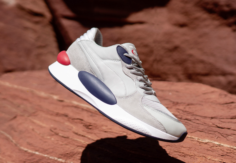 "Puma RS 9.8 Gravity ""Grey / Peacoat"" $29.99 